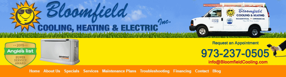 Bloomfield Cooling, Heating & Electric